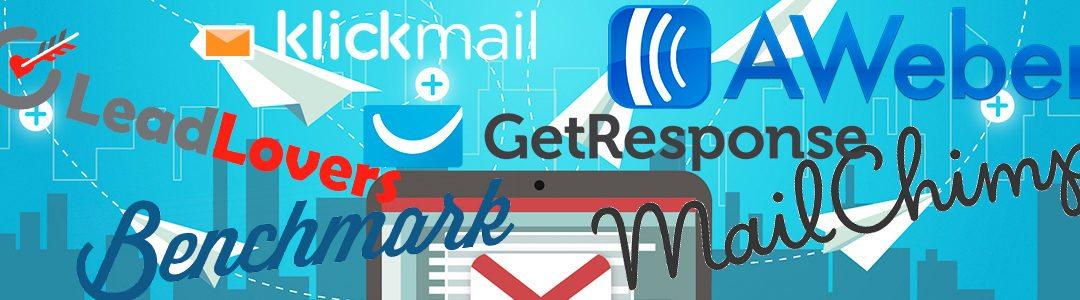 Qual Ferramenta de E-mail Marketing Escolher!