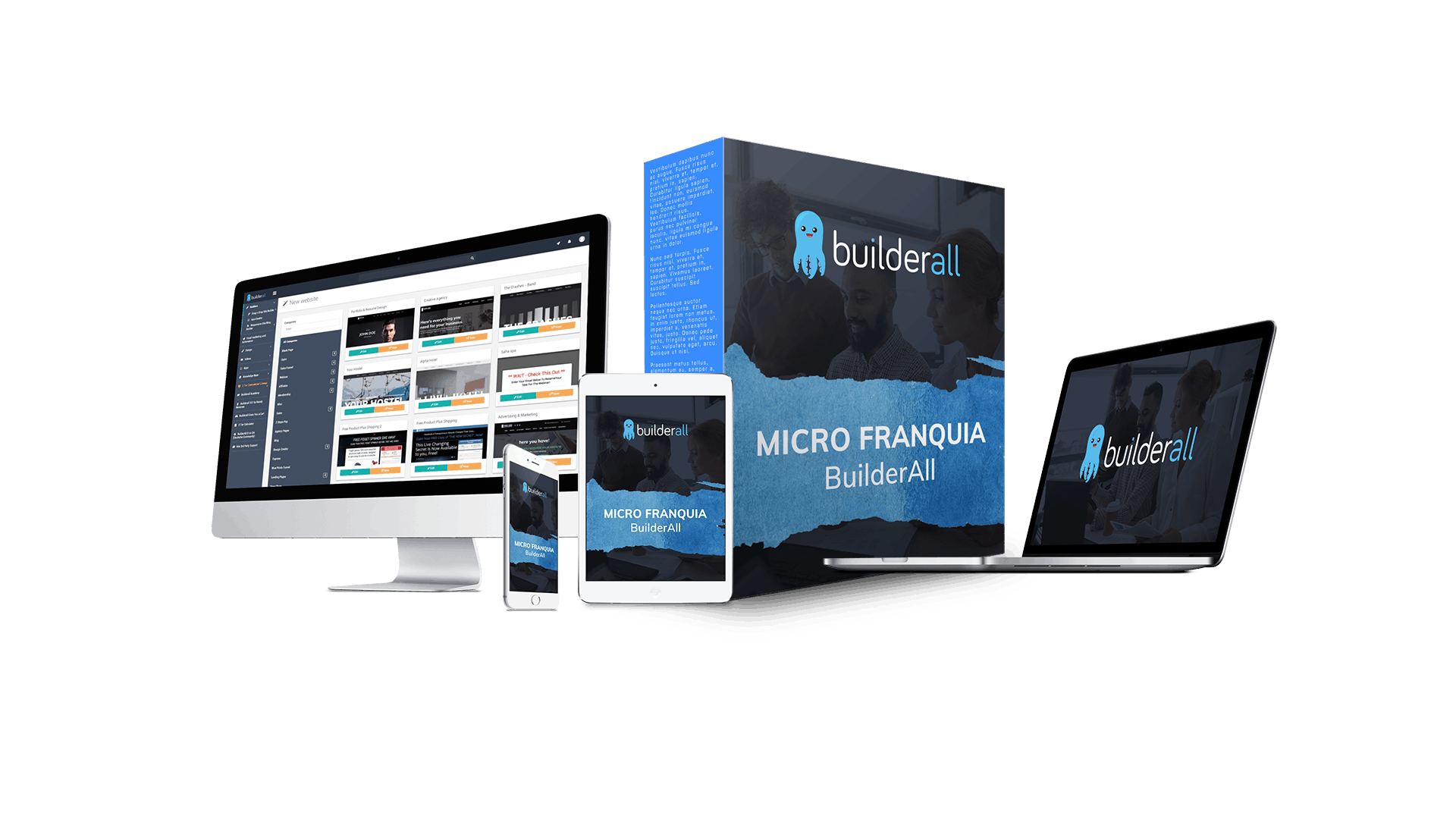 Programa de Afiliados Builderall Business