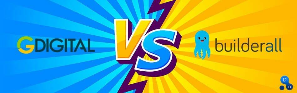 Builderall vs GDigital