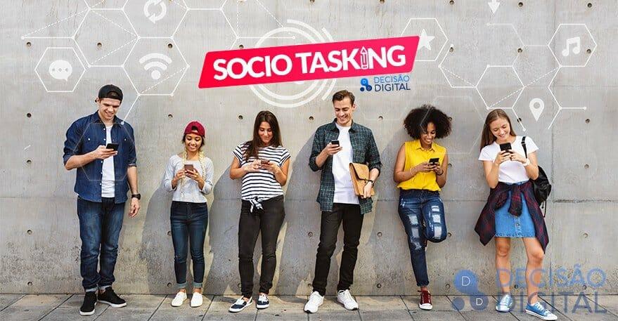 O que é a SocioTasking? E como Funciona? Descubra Tudo!