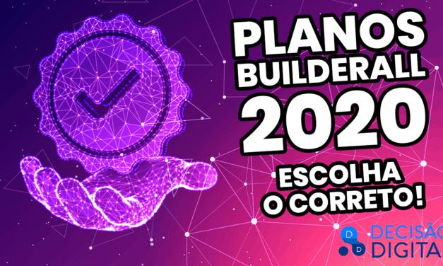 Planos Builderall 2020